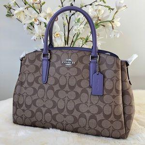 578378384c50 Women s Michael Kors Canvas Handbag on Poshmark